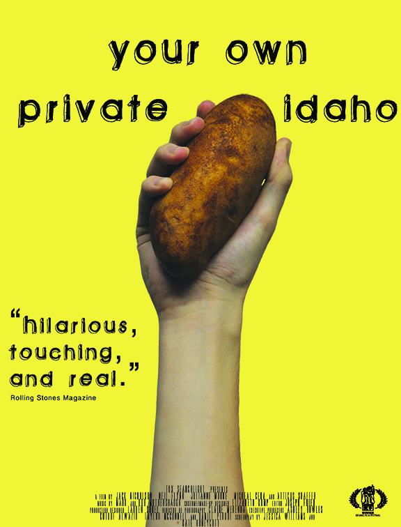 Your Own Private Idaho